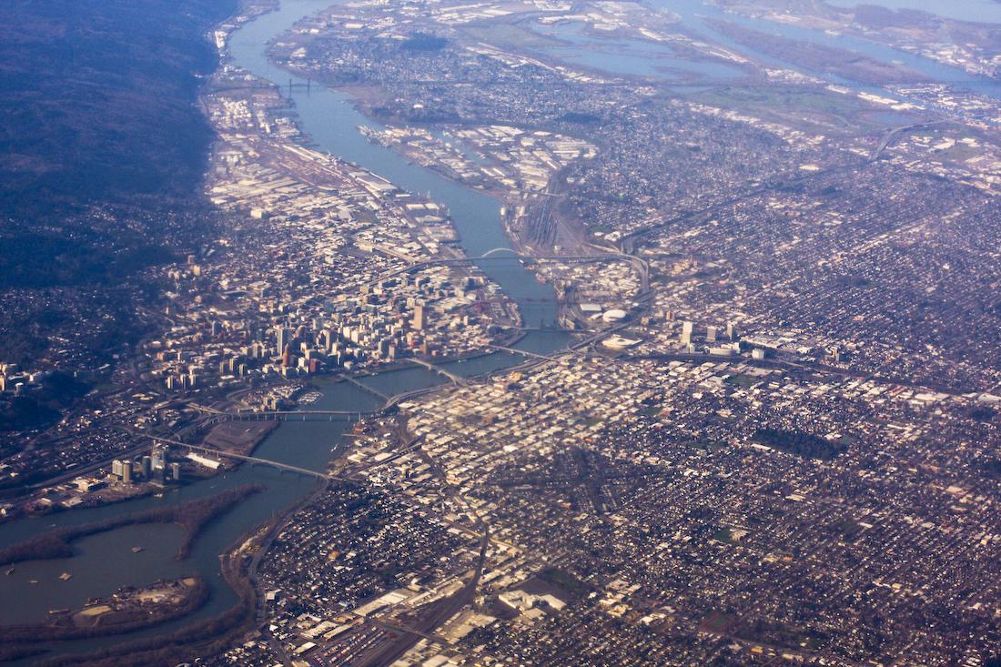 Portland Flyover
