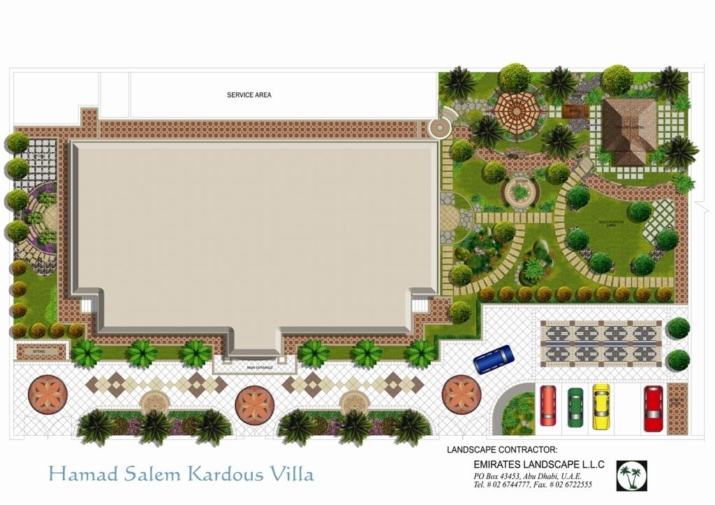 Private Villa Landscaping-02