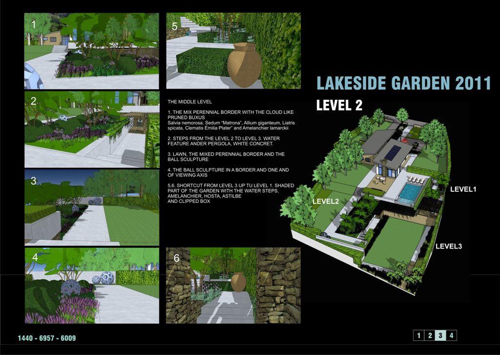 SLANT Garden Design Competition 2011 (B)