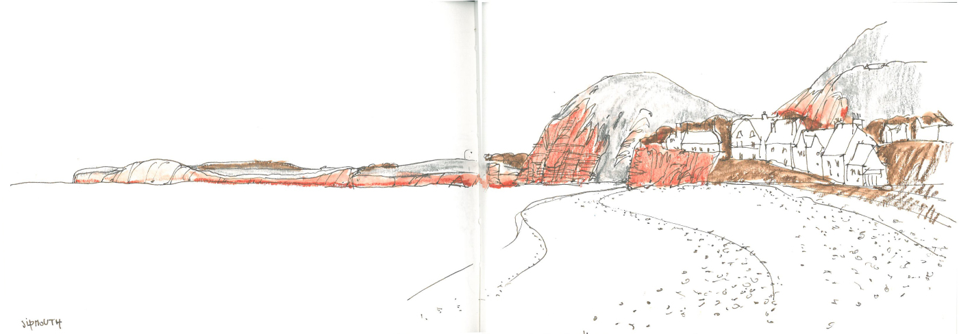 Skica_Sidmouth