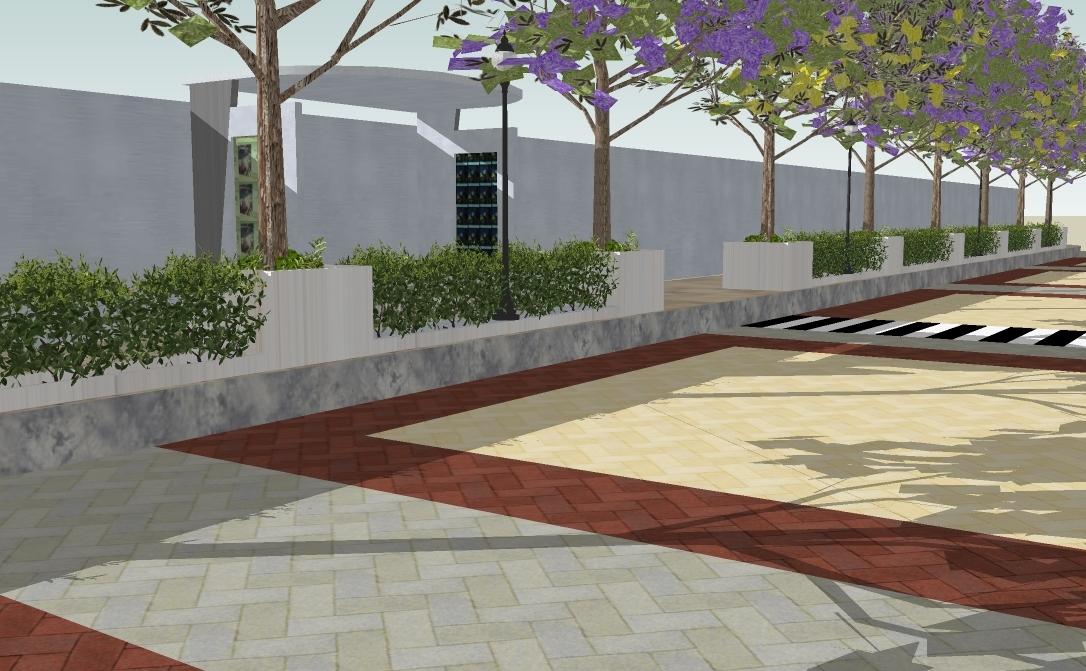 Streetscape 2