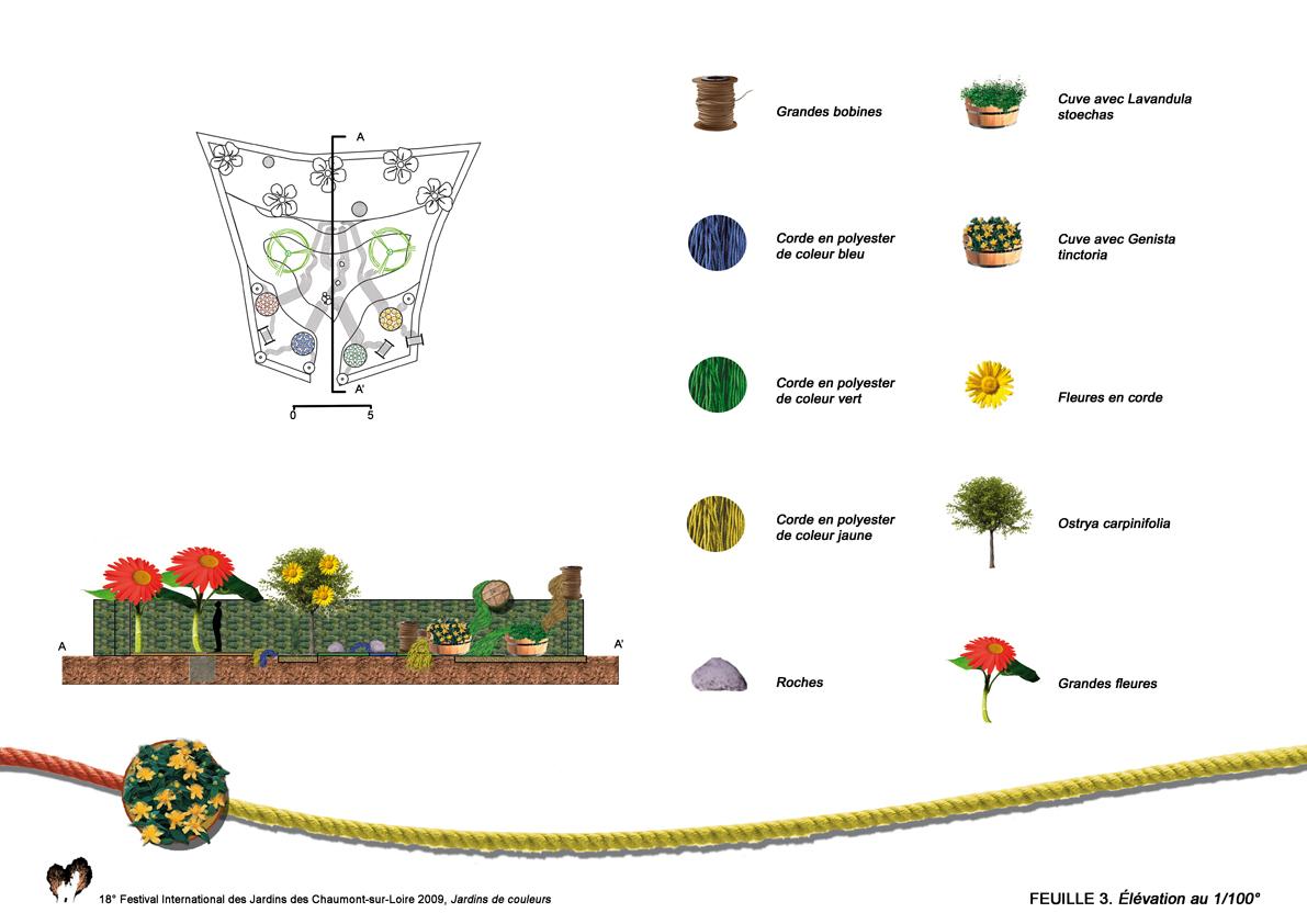 Festival Des Jardins Chaumont Sur Loire 2009 chuamont 2009 - land8
