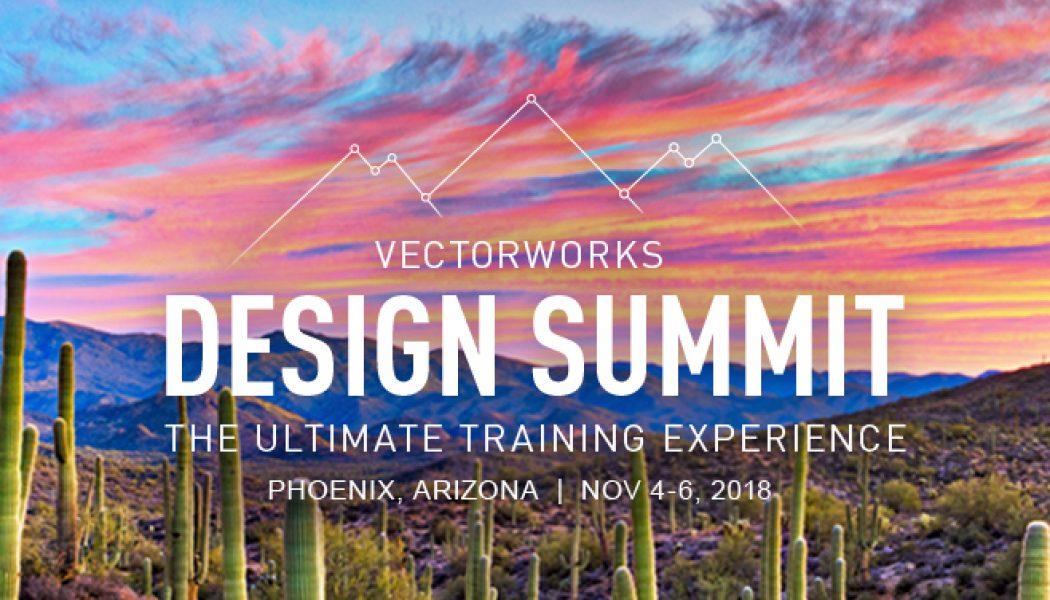 The 2018 Vectorworks Design Summit