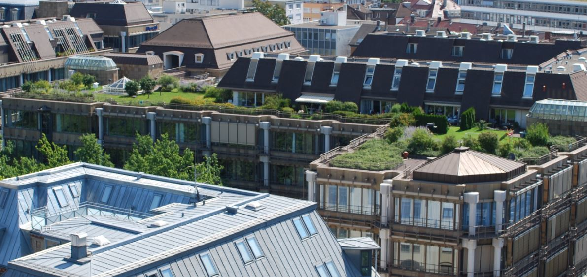 Green Roof of the Year Allianz Stuttgart, Germany