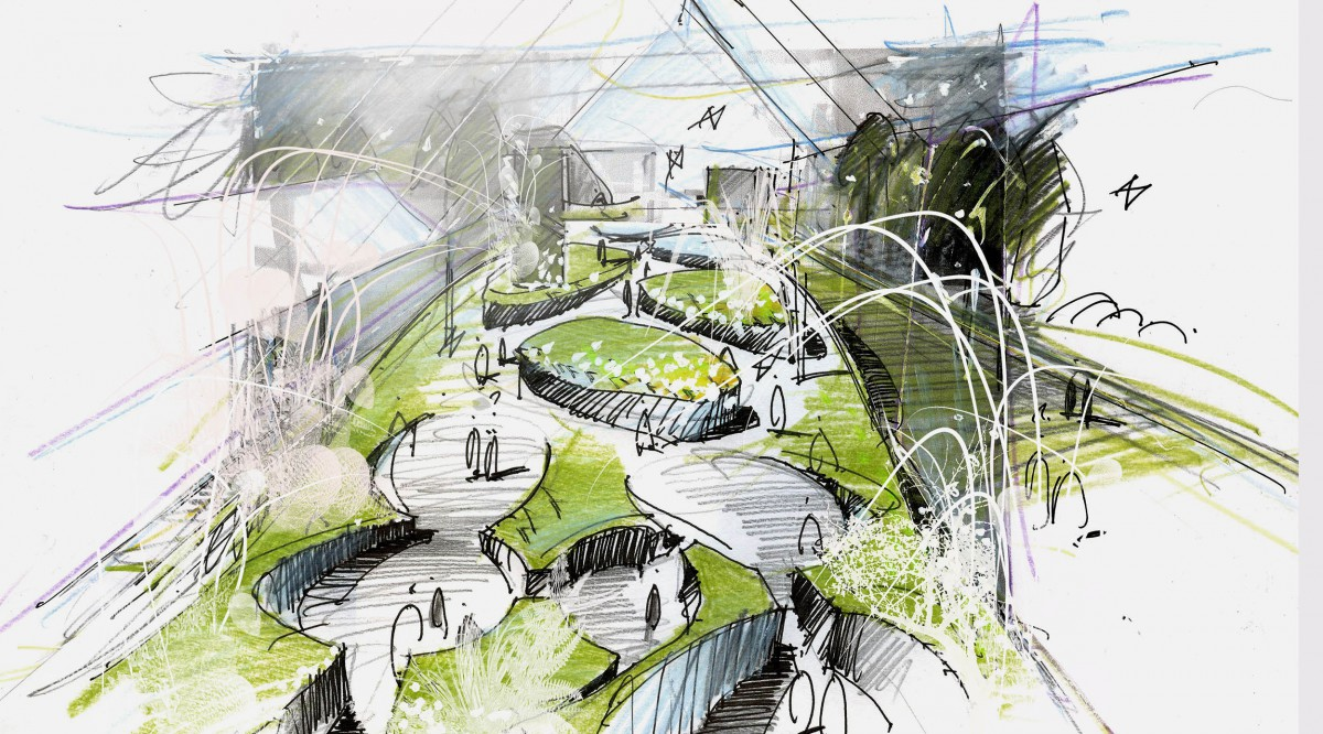 Le balto: competition entry for Insectarium, Montréal, Canada