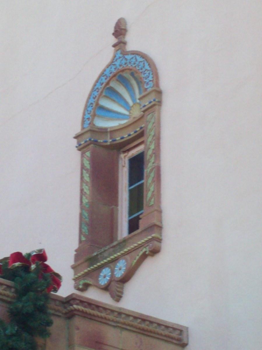 Cà d'Zan Mansion, Detail