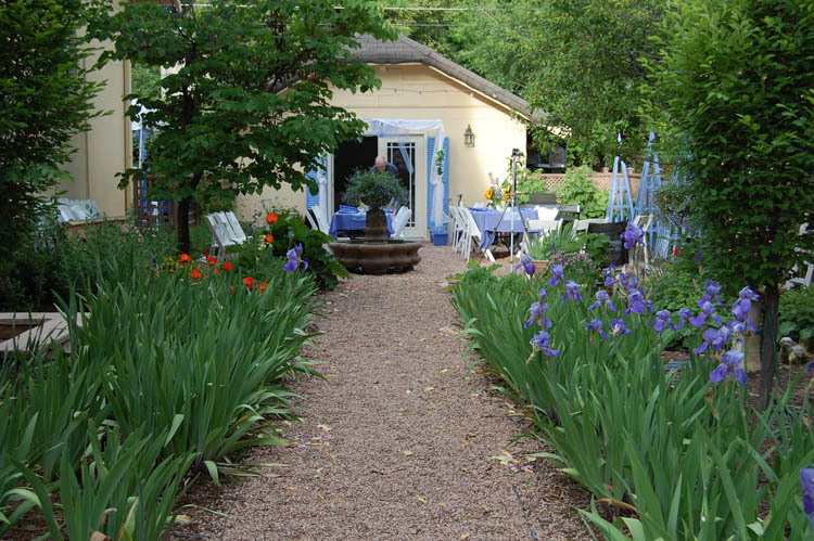 Denver garden