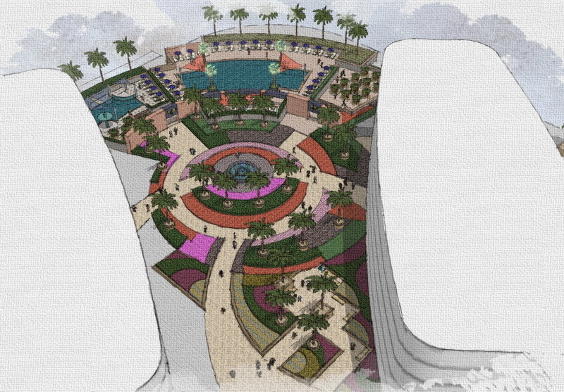 Landscape Design Concept Land8