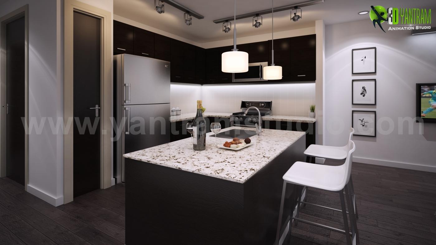 Beautiful Modern Kitchen Layout Design Ideas Land8