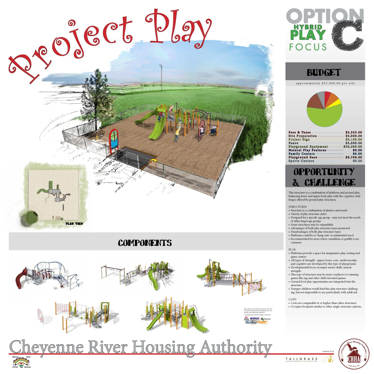 Project Play Option C
