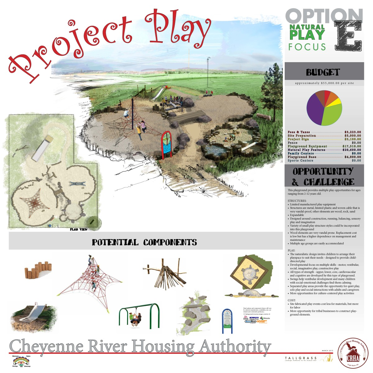 Project Play Natural Play Option