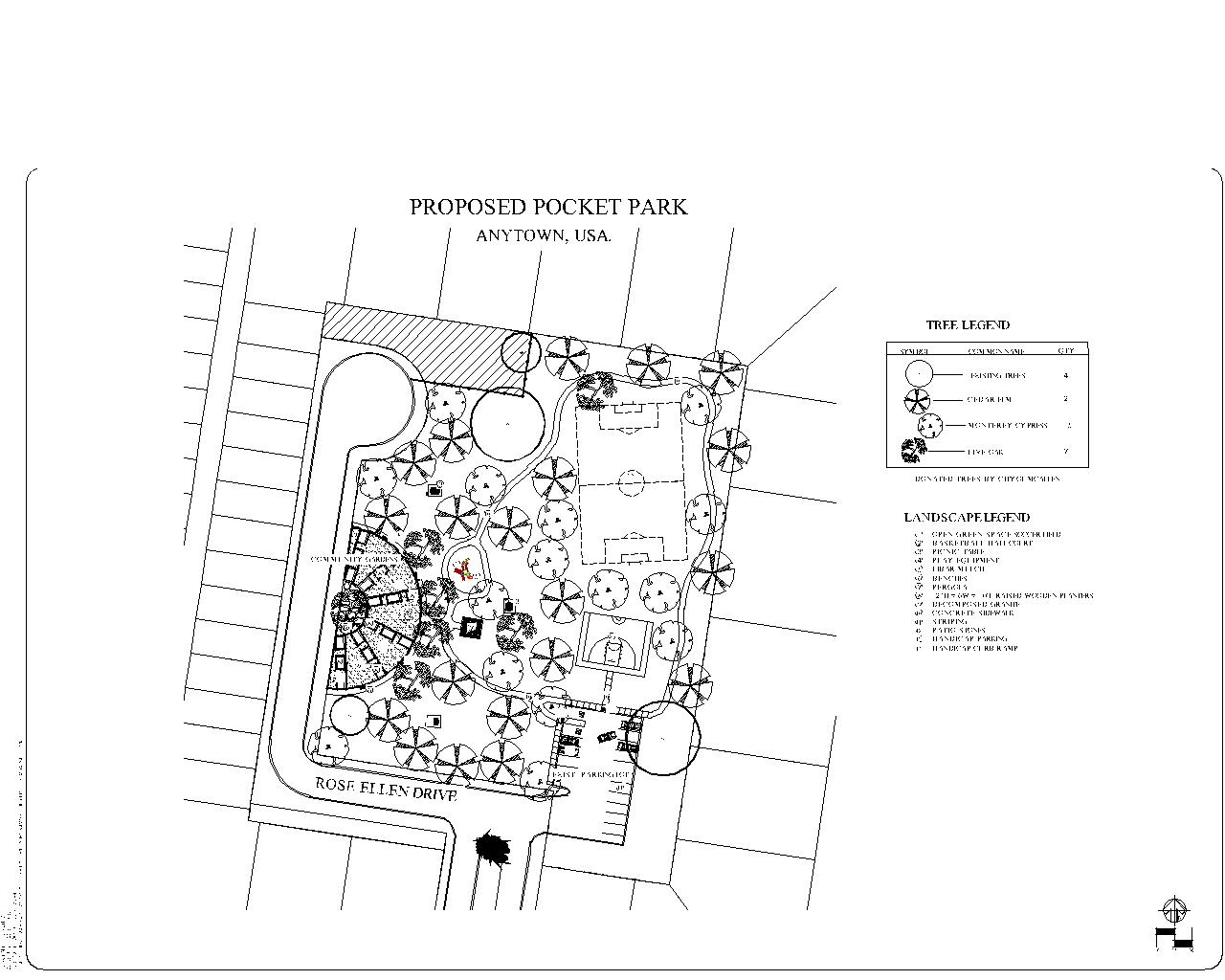 Community Garden/Pocket Park