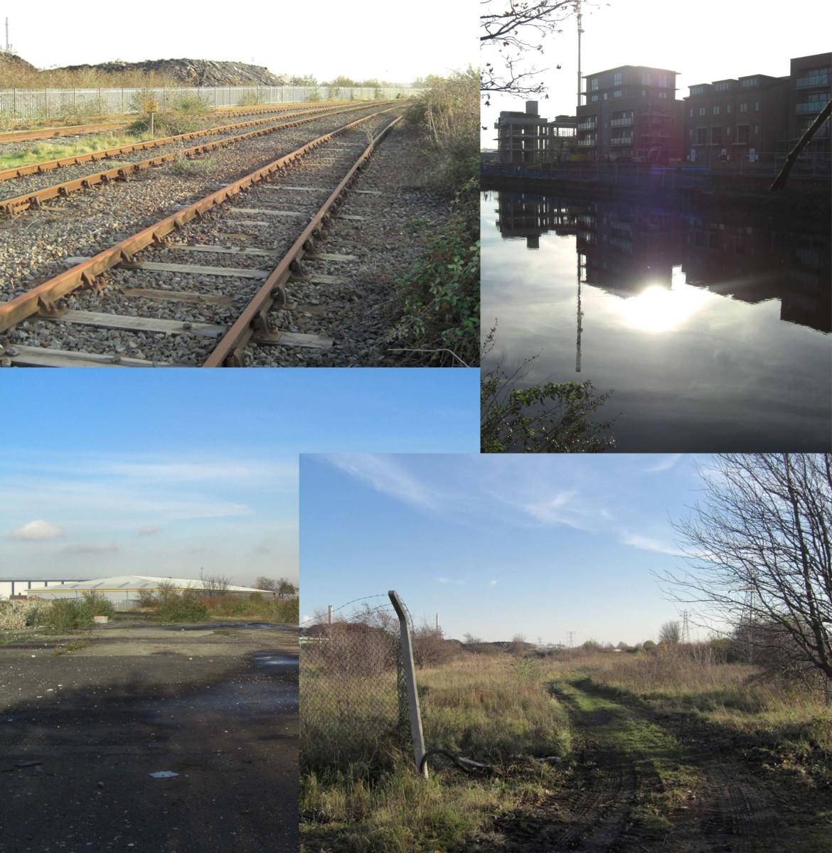 Site Photo, Cross Green Industrial Area