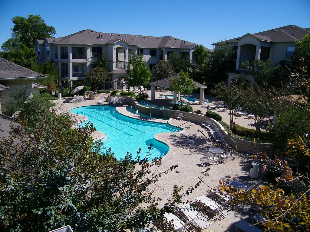 Talavera Apartments – Austin, Texas (Pool Amenity Area)