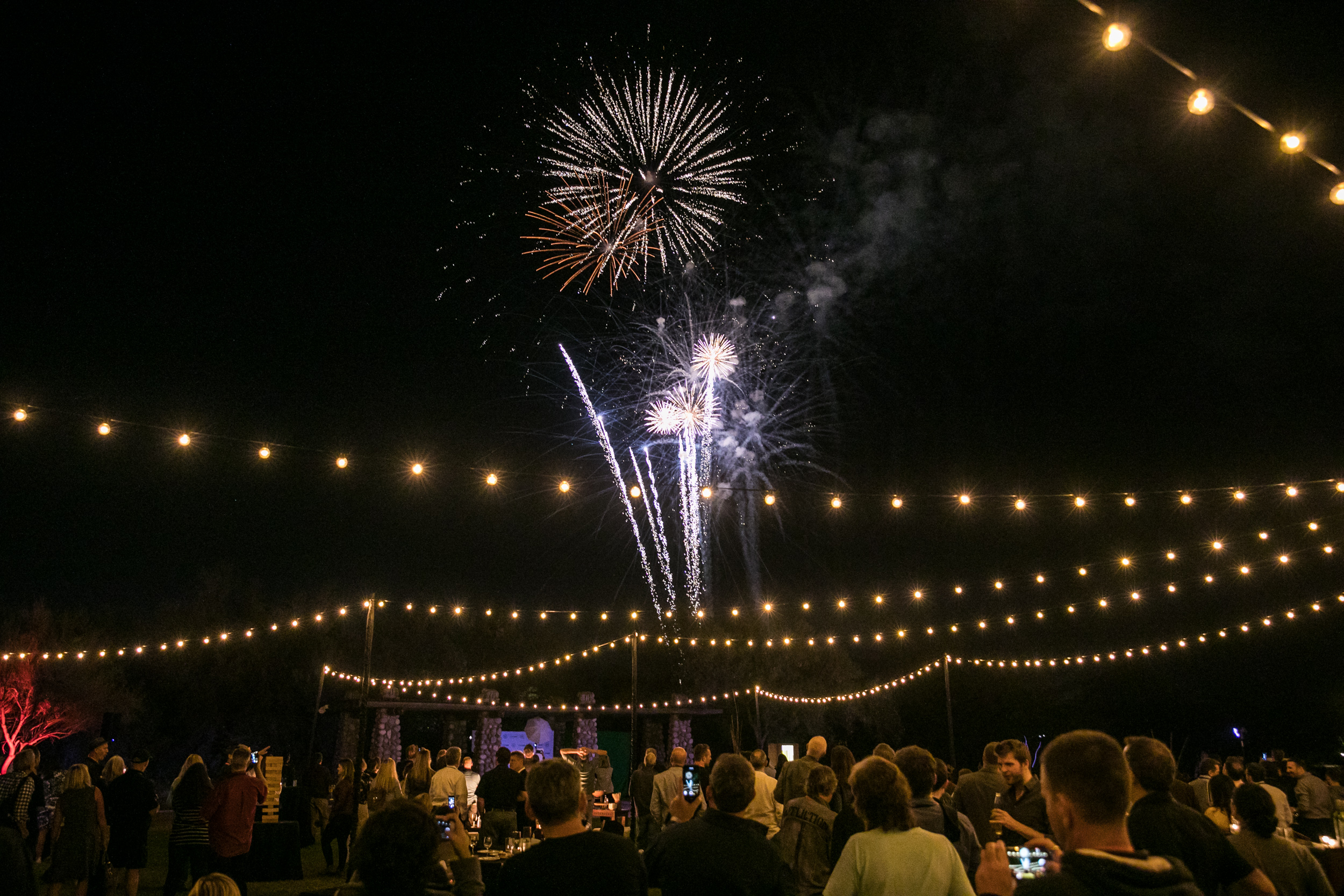 Dancing, games, great food, and awesome fireworks made for a memorable 2018 Vectorworks Design Summit party. Photo: Jason Dixson Photography