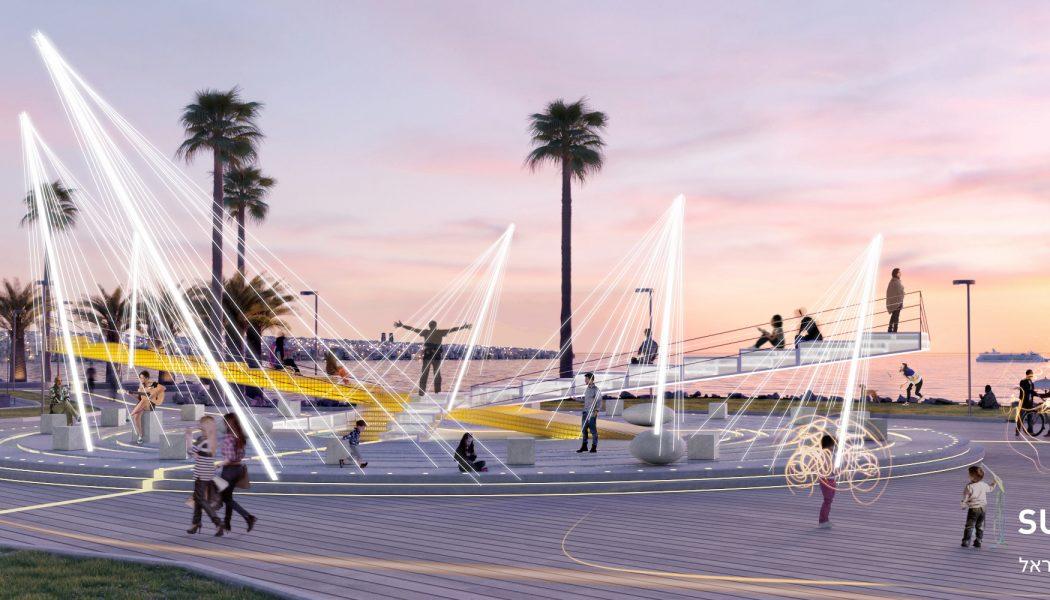 Sunsetarium by Moshe Katz