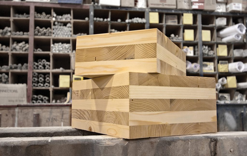 Cross Laminate Timber by Oregon Department of Forestry CC2.0