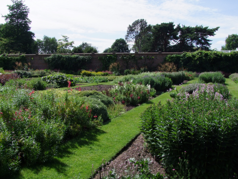 Regional botanical gardens, such as these Plant Family beds at Kew, Richmond, UK, are a fantastic resource for designers to see plants growing in specific physical situations.