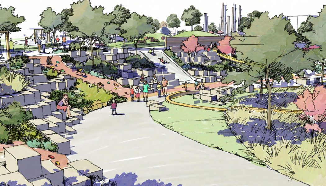 Bringing Austin's First Programmed Urban Park to Life