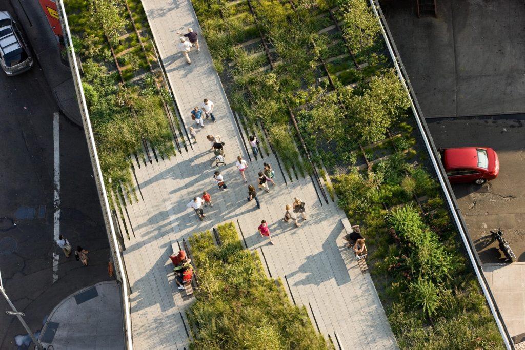 The High Line_Diller Scofidio + Renfro