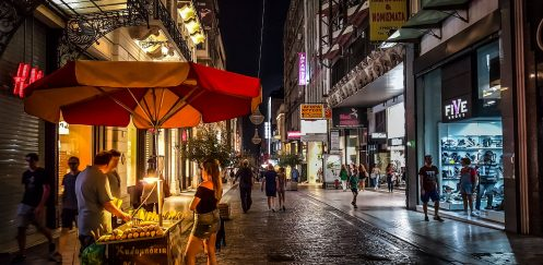 Athens Night Time Economy CC0