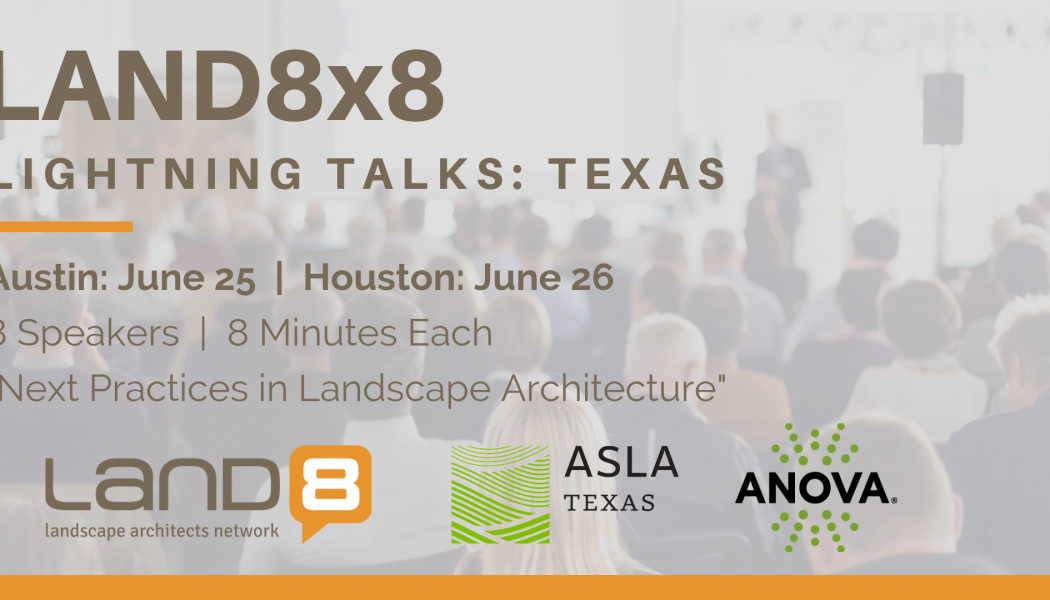 LAND8x8 eventbrite TEXAS