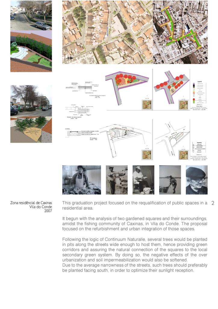 zona residencial – urban design