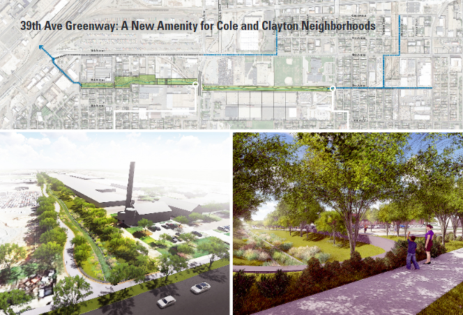 39th ave greenway design workshop