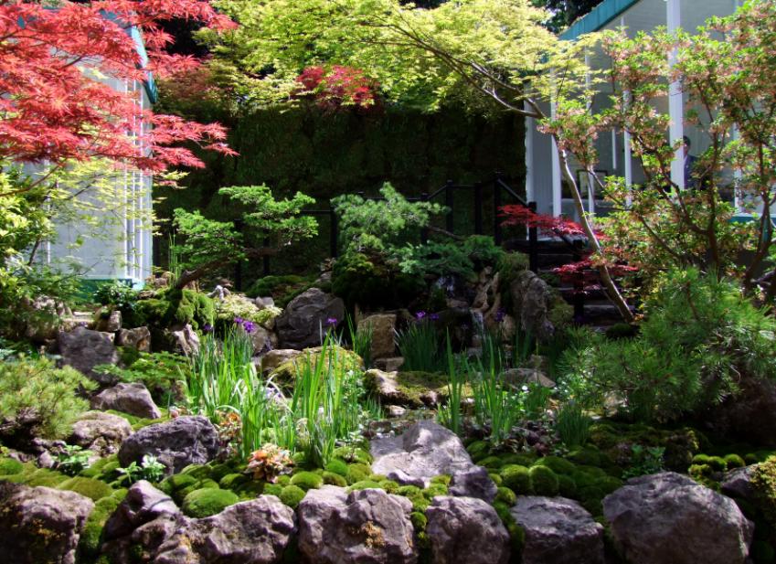 Moss Garden | Photo: Caleb Melchior