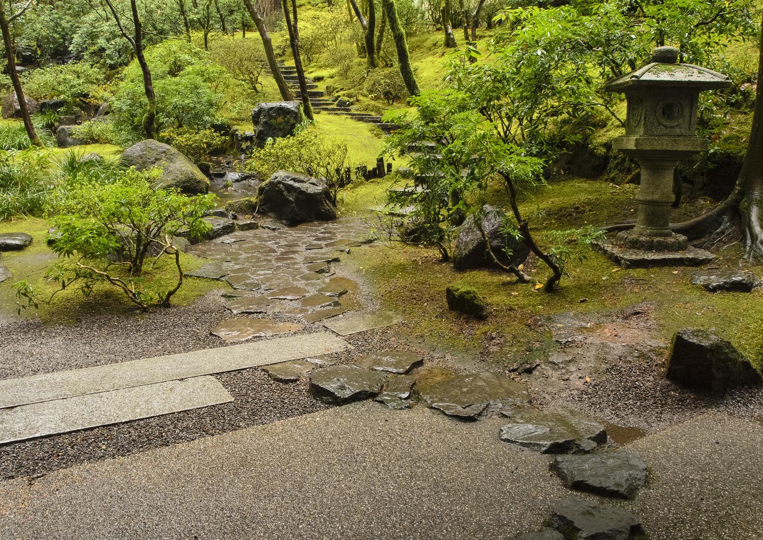 With An Eye Towards Nature A Japanese Garden Design Intensive Land8