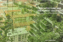 1. Book Cover image, Bosco Verticale by Studio Boerie, original photo by Laura Cionci, 2015 and drawing overlay by Jana VanderGoot, 2018