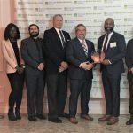 Newark Streetscape - Project Team at ULI Awards