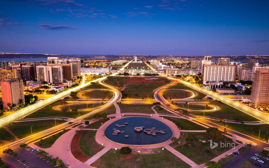 Brasilia-wallpaper by Bing
