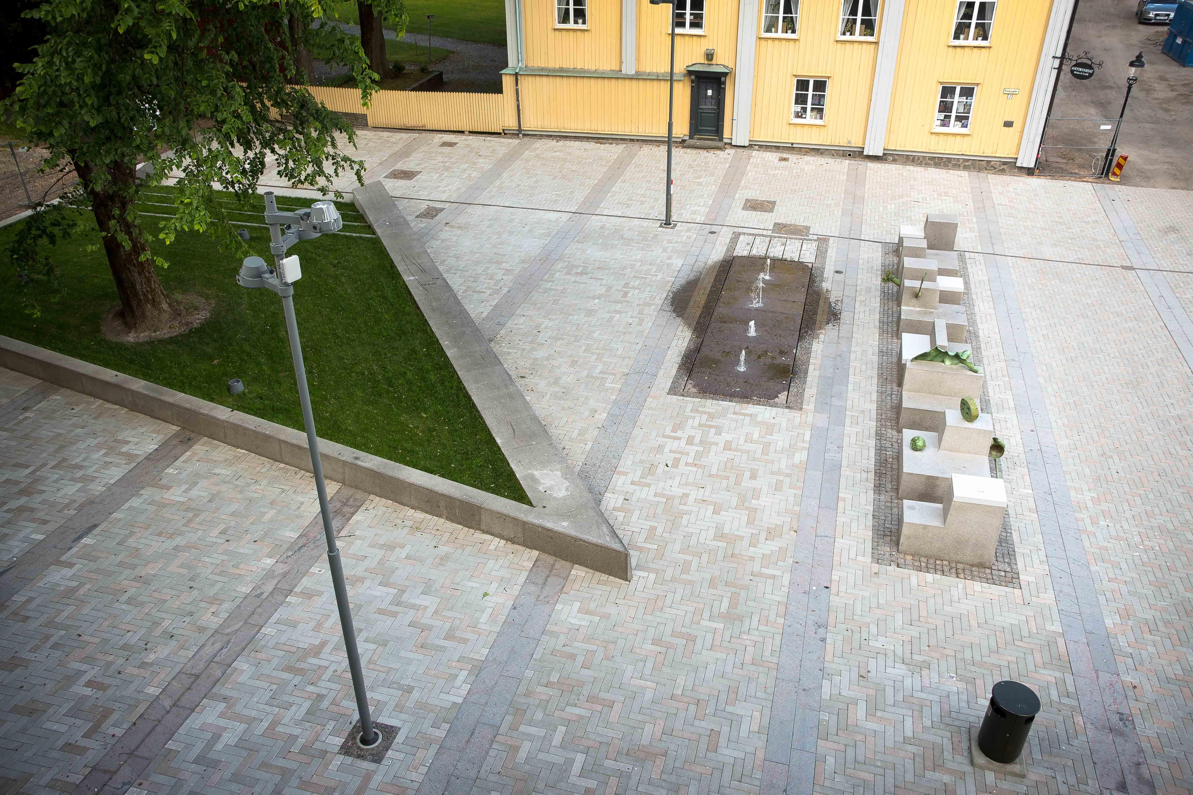 Almen Square, Karlstad Sweden