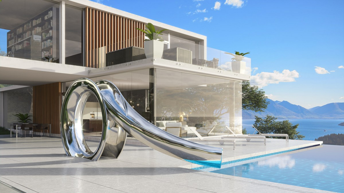 Pool Slide Concepts
