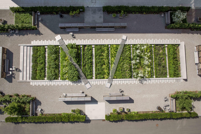 Novartis Physic Garden, Basel