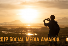 land8 banner - social media awards 2019