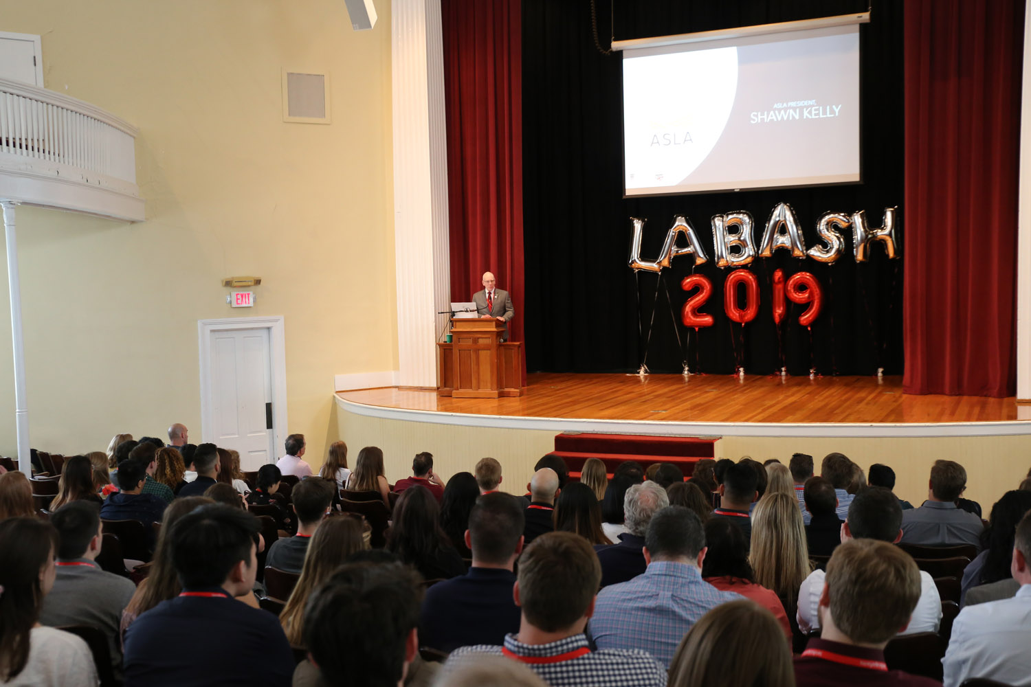 LABash 2019; Photo: University of Georgia, College of Environment and Design