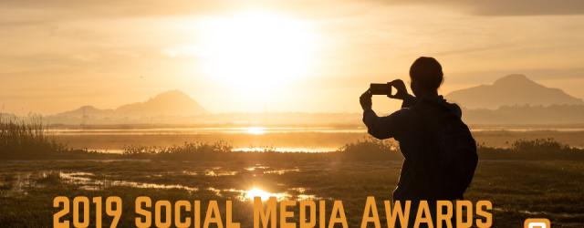 land8 social media awards cover