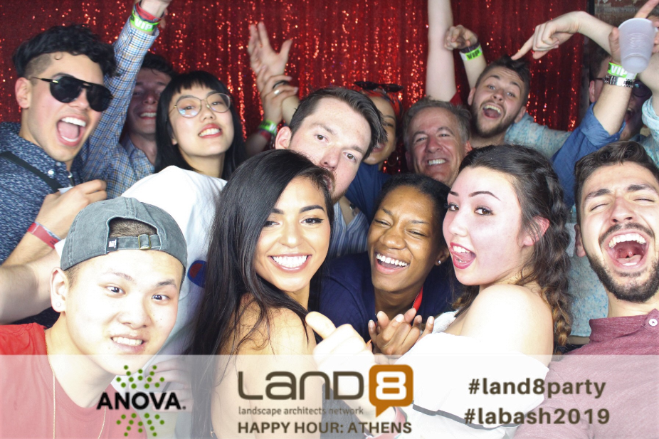 Land8 Happy Hour at LABash 2019!