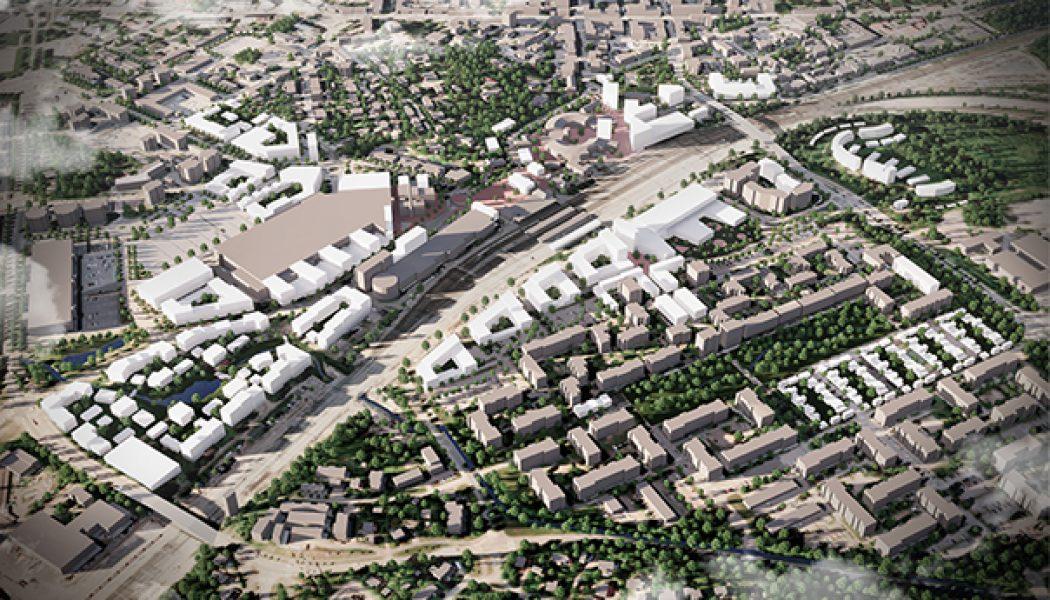 Riihimäki Station Area Master Plan