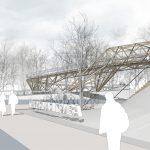 OOO ADM-CONCEPT OF A PEDESTRIAN BRIDGE IN KRASNOYARSK, SIBERIA (4)