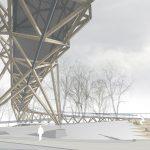 OOO ADM-CONCEPT OF A PEDESTRIAN BRIDGE IN KRASNOYARSK, SIBERIA (6)