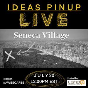 Seneca Village LIVE