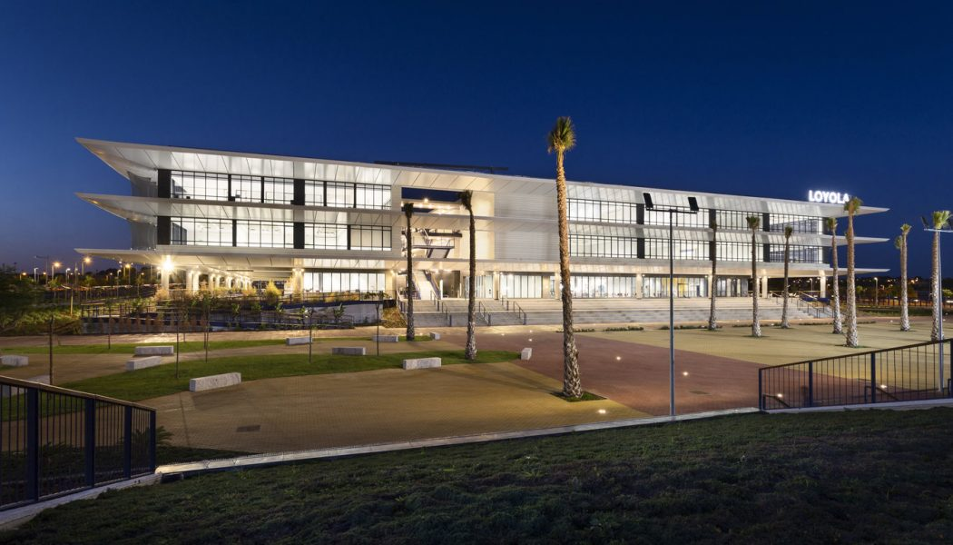 Spain's Loyola University Earns World's First LEED Platinum Certification for an 'Integrated Campus'