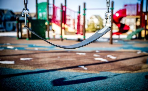 How to Avoid Social Segregation in Play Spaces