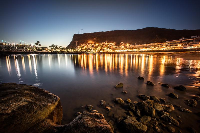 Puerto de Mogan, Gran Canaria, Canary Islands by Giuseppe Milo CC2.0