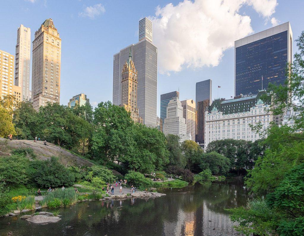 Central Park, Manhattan, New York City by Ajay Suresh CC2.0
