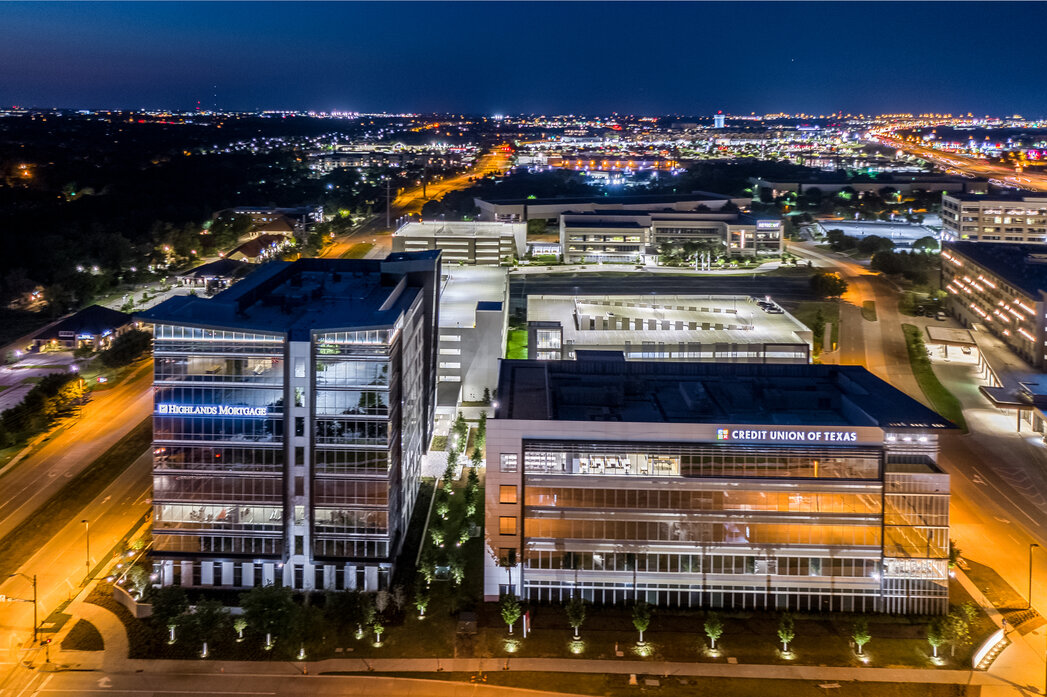 New Office Campus in Allen, Texas, Welcomes High-Tech Leader