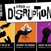 Pardon Our Disruption x The Urban Studio